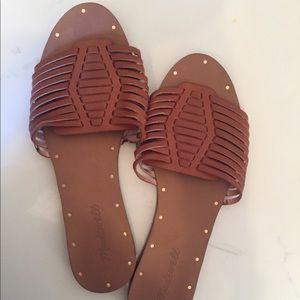 Madewell Slide Sandles